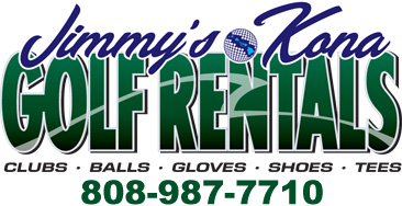 Jimmy's Kona Golf Rentals | Kona Hawaii Golf Rentals